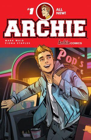 Read Archie (2015) online