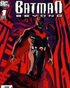 Read Batman Beyond (2010) comic online