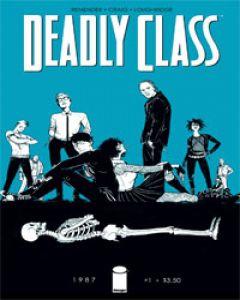 Read Deadly Class online