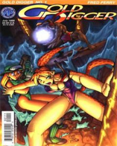 Read Gold Digger (1999) comic online