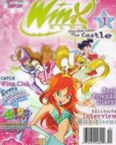 Winx Club Comic Comic