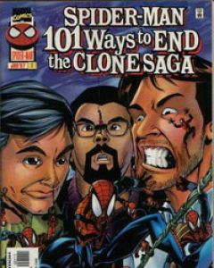 Read 101 Ways to End the Clone Saga online