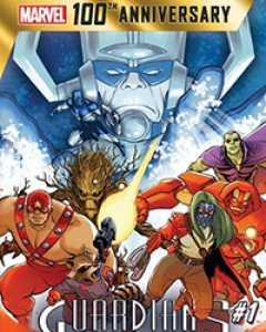 Read 100th Anniversary Special: Guardians of the Galaxy  online