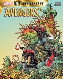 Read 100th Anniversary Special: Avengers online
